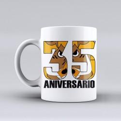 Taza 35 aniversario